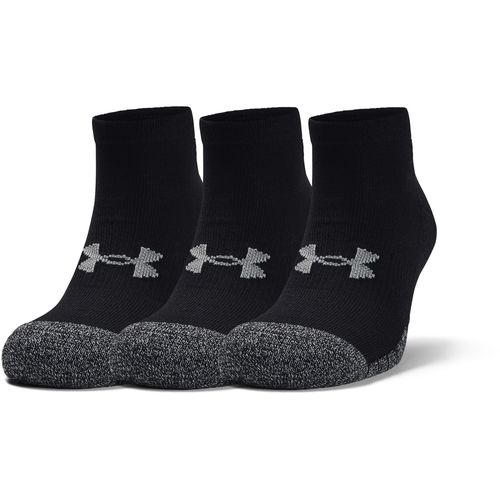Paquete de tres pares de calcetines HearGear® Lo Cut para adultos