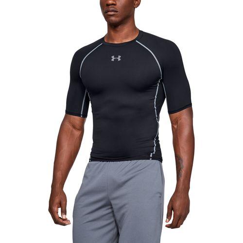 Camiseta de compresión UA HeatGear® Armour de manga corta para hombre