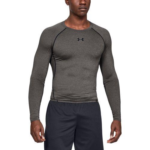Camiseta de compresión UA HeatGear® Armour de manga larga para hombre
