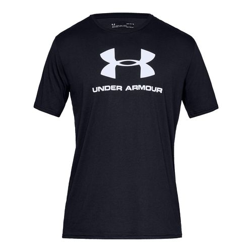 Camiseta Manga Corta UA Sportstyle Logo para Hombre