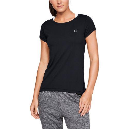 Camiseta manga corta HeatGear® Armour para mujer