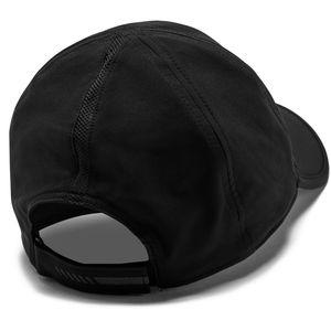 Ua Run Shadow Cap-Bl