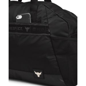 Ua Project Rock Gym Bag-Blk