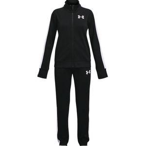 Em Knit Track Suit-Blk