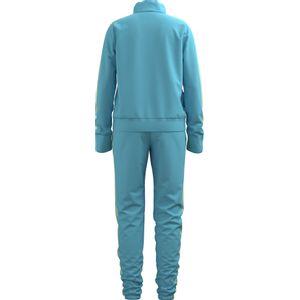 Em Knit Track Suit-Blu