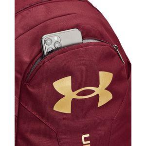Ua Hustle Lite Backpack-Red