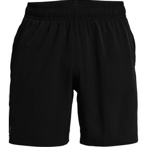Ua Woven 7In Shorts-Blk